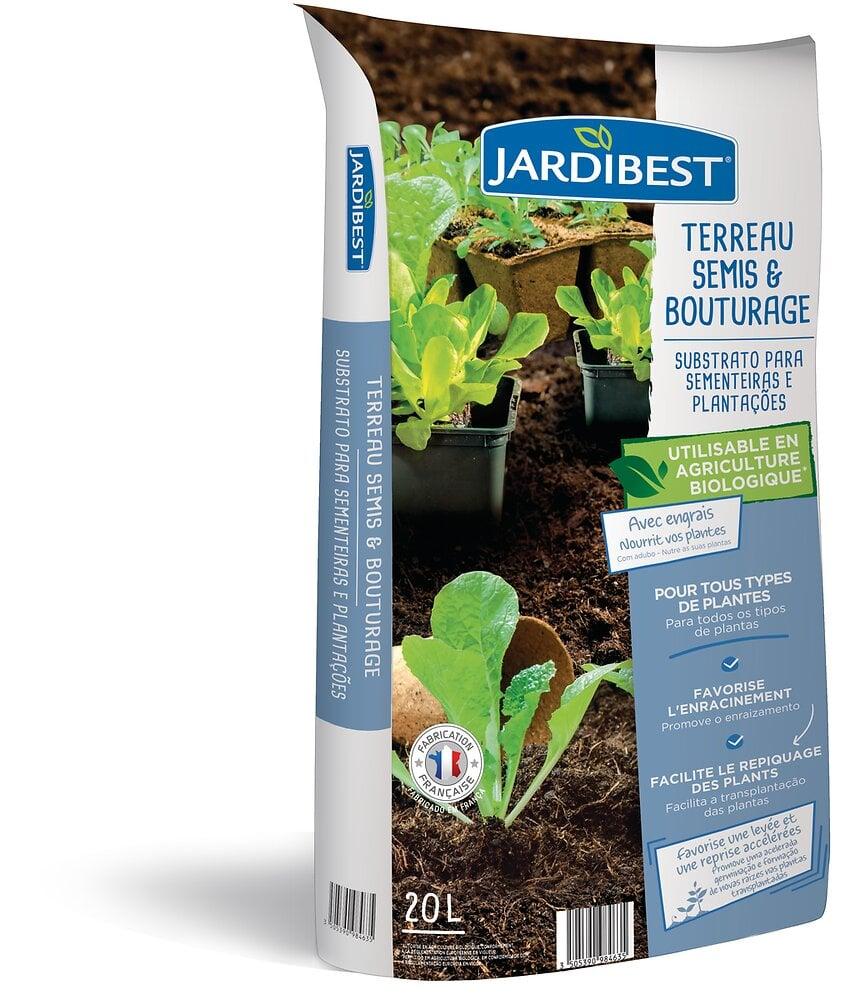 Terreau semis et bouturage 20L