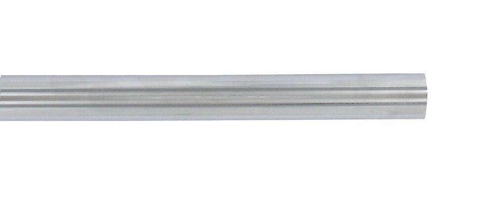 Penderie barre diamètre 16mm longueur 100cm chrome
