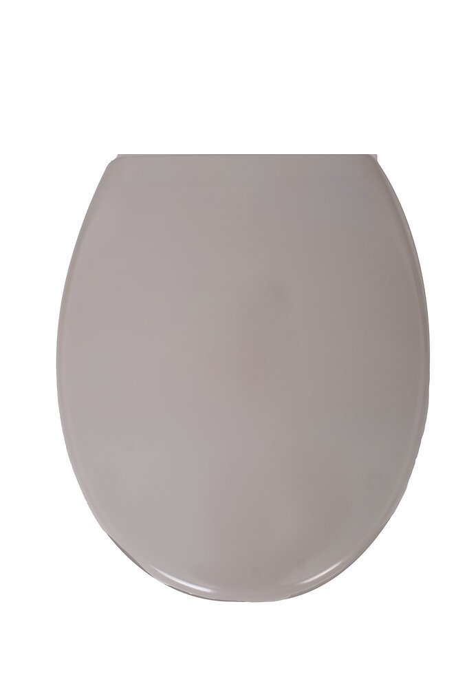 ABATTANT  THERMO DÉCLIP TAUPE