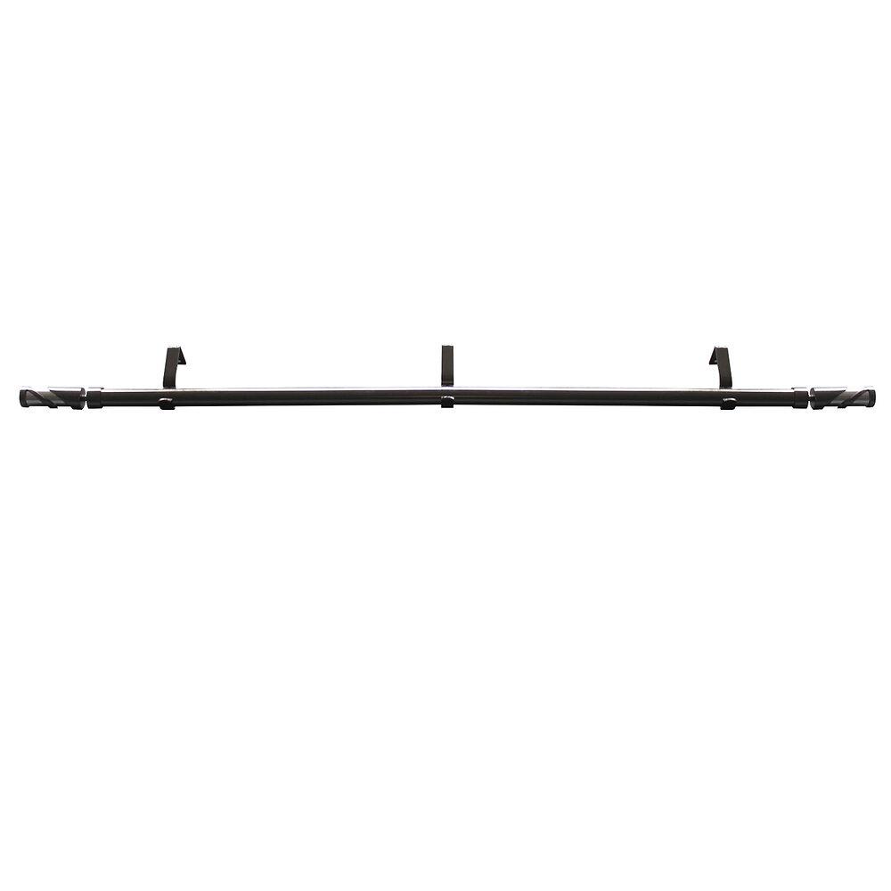 Kit tringle cylindre D25/28mm 120/210cm