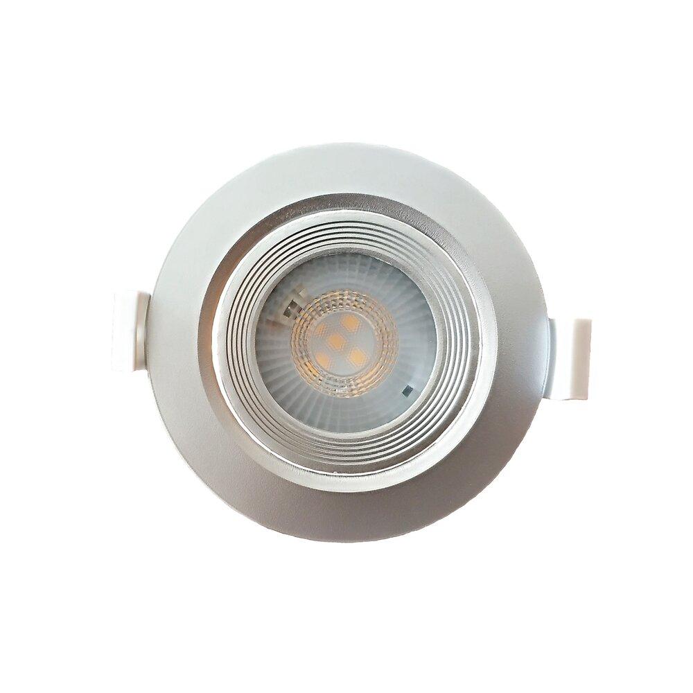 Spot à encastrer avec LED intégrée 5W