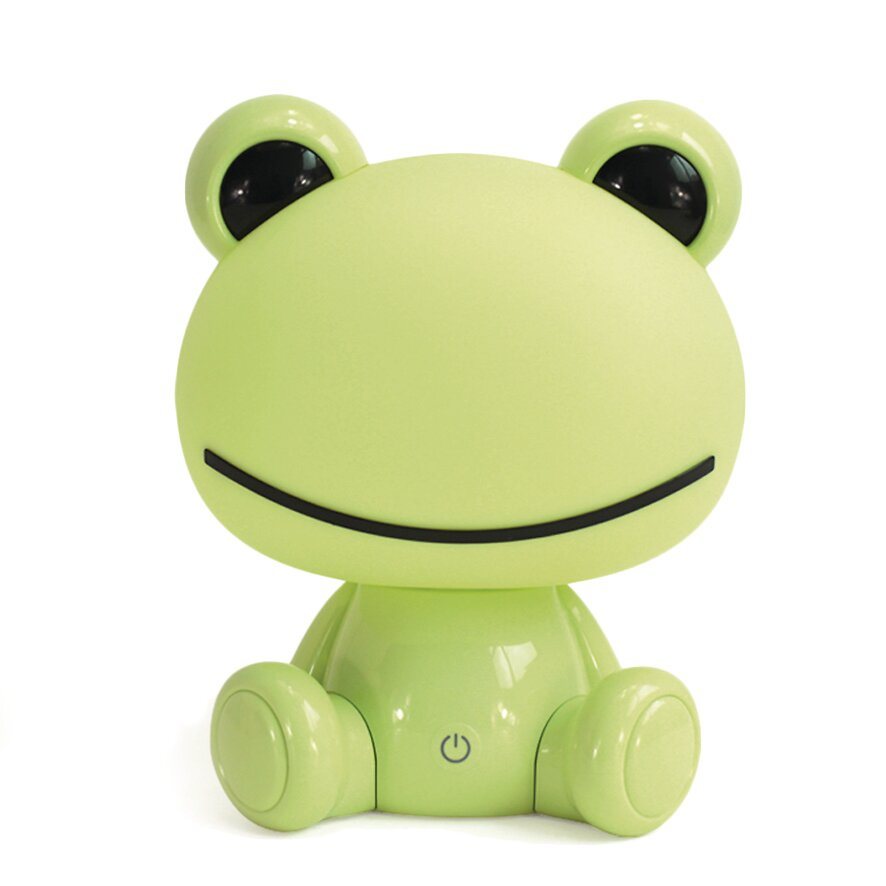 Lampe animal Froggy verte
