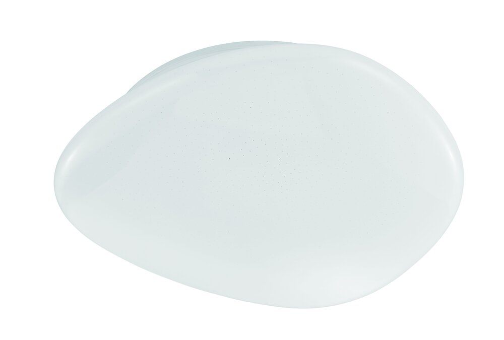 Plafonnier classique LED blanc 24W