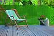 Brise-vue 85% écran rigide plastique Vert 1.20x5m