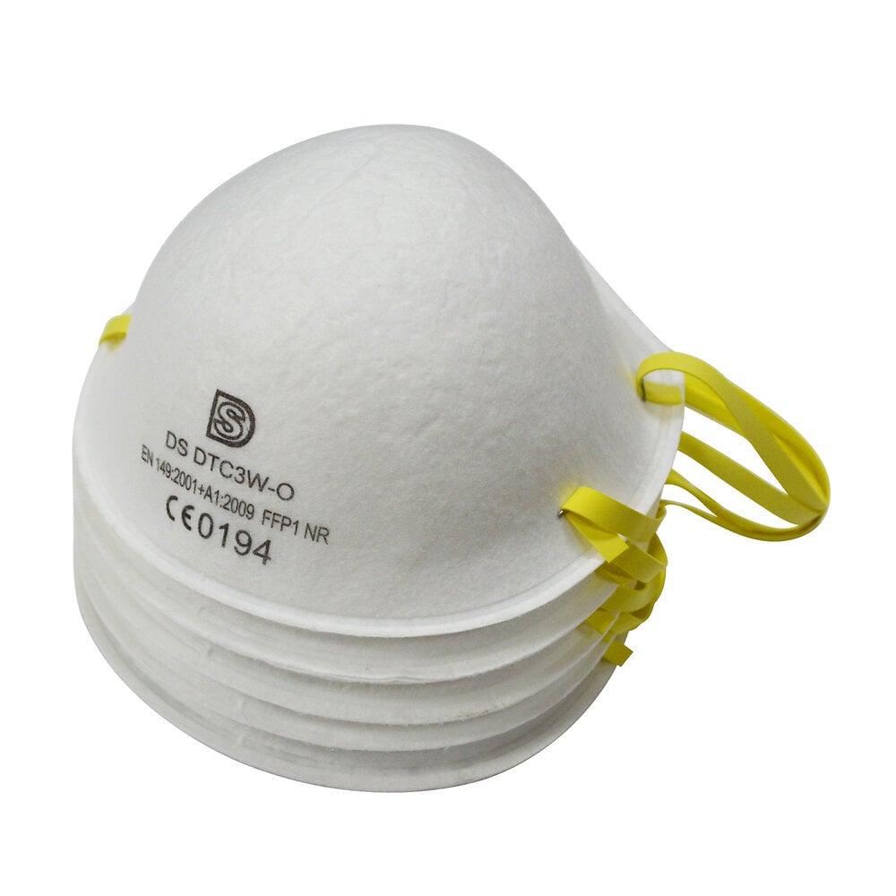5 masques anti-poussière GO/ON