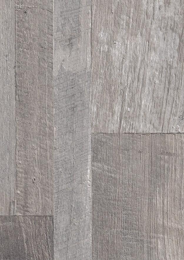 Quart-de-rond gris chataigne K040 2600x12x12