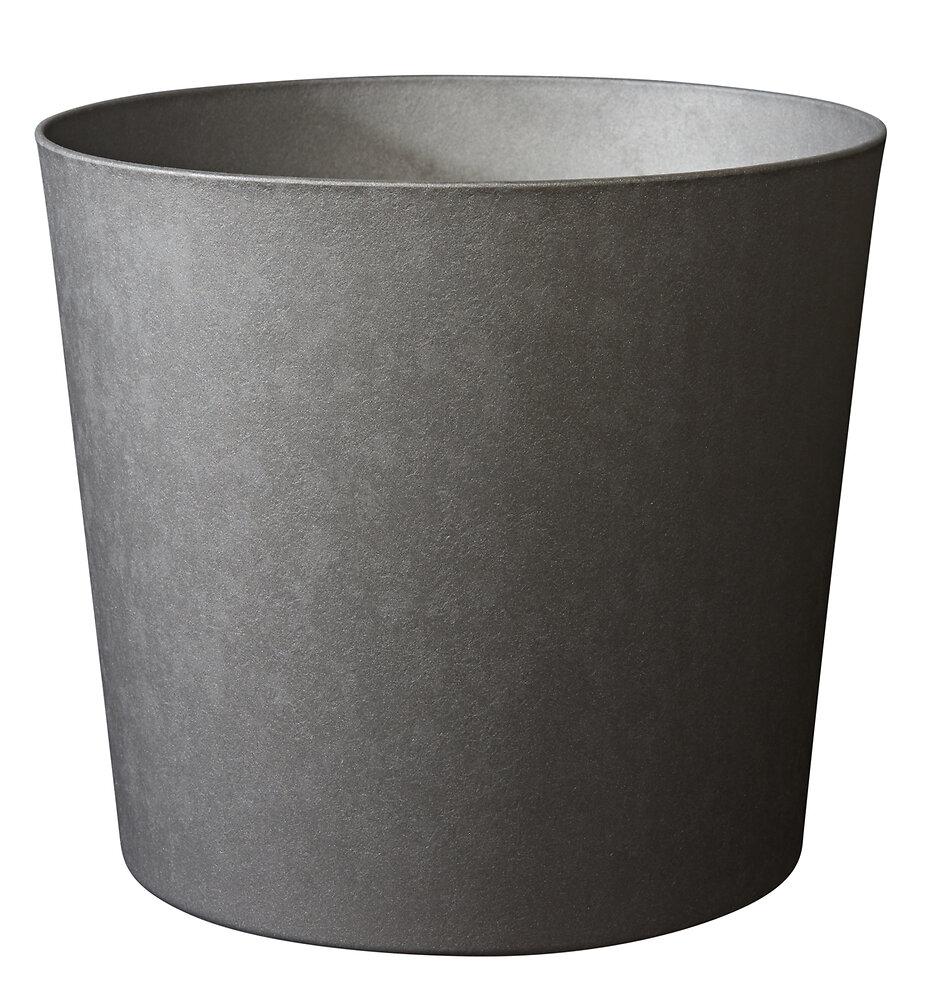 Pot Element conique 50 ardoise