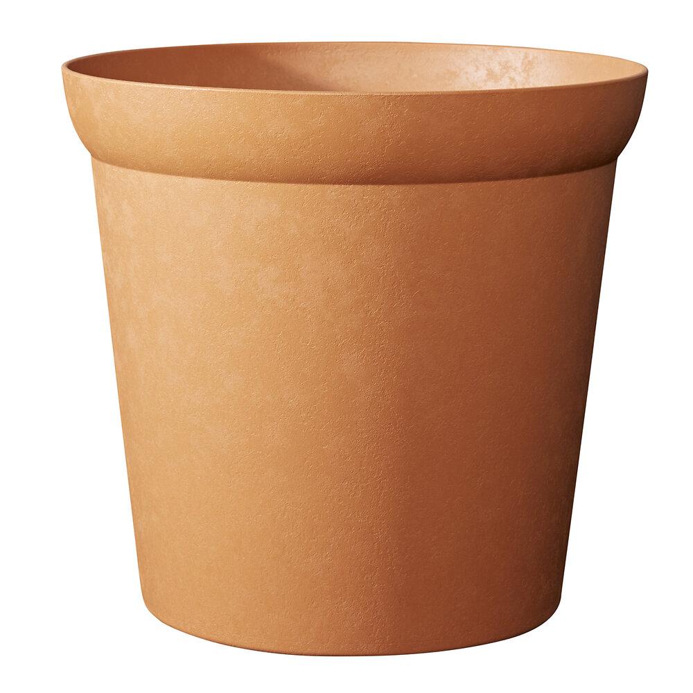 Pot Element edge 40 terre de sienne