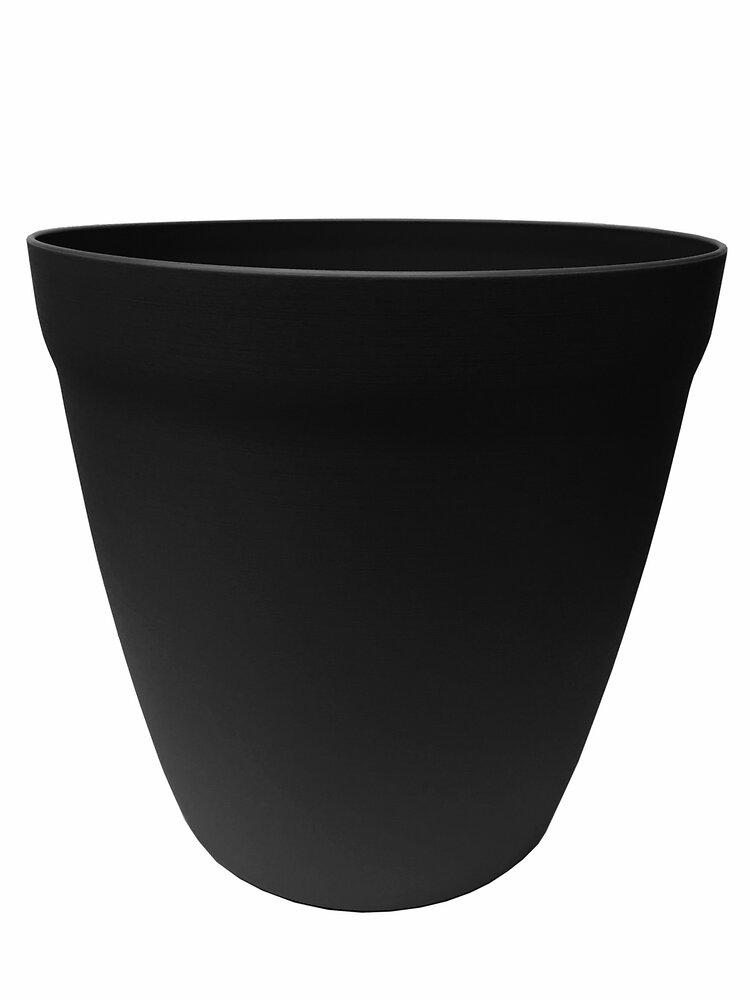 Pot Lilo rond 24 graphite