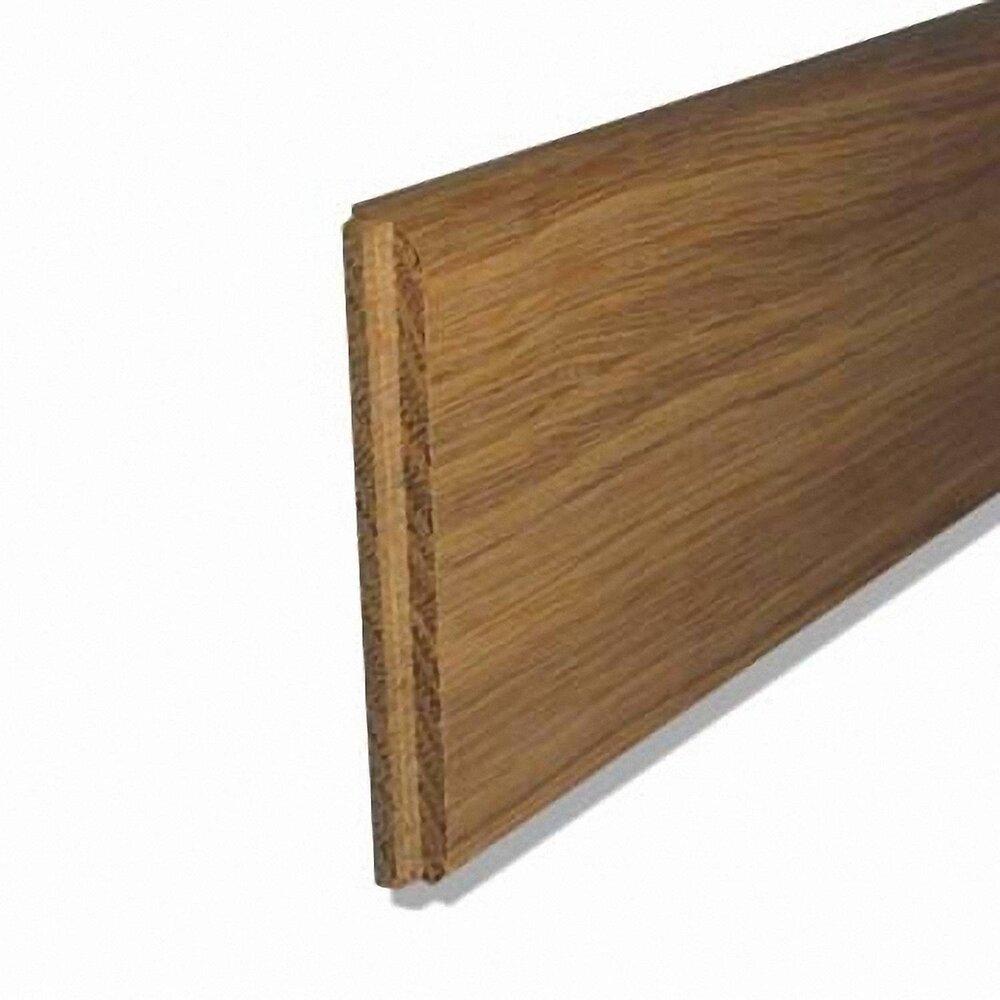 Plinthe Chêne 9x98mm L.2.38m