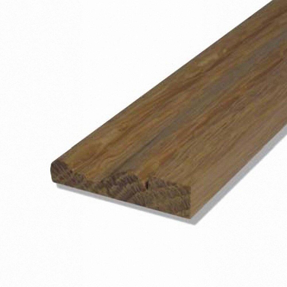 Chambranle Chêne 9x28mm L.2.38m