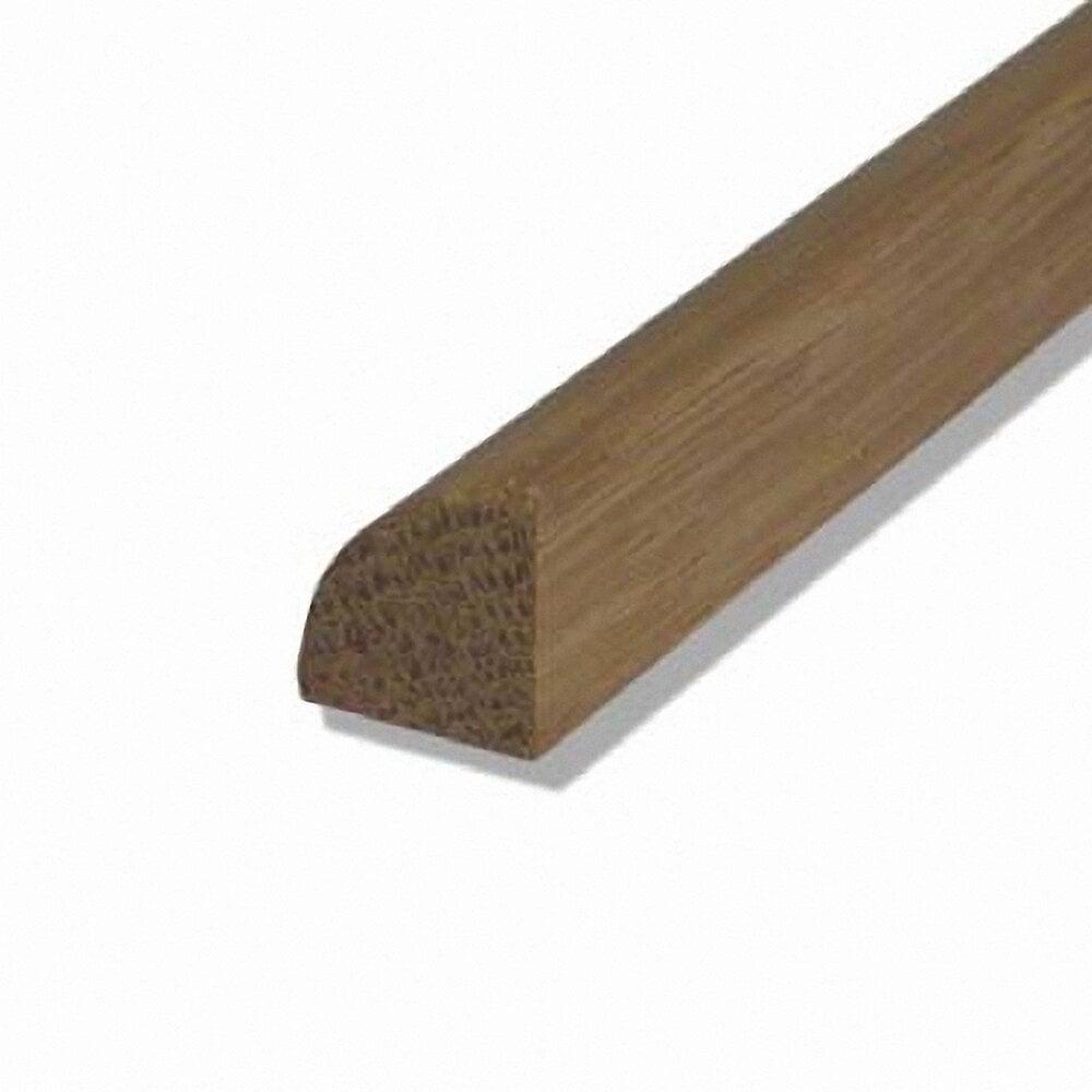 Quart-de-rond Chêne 13x13mm L.2.38m