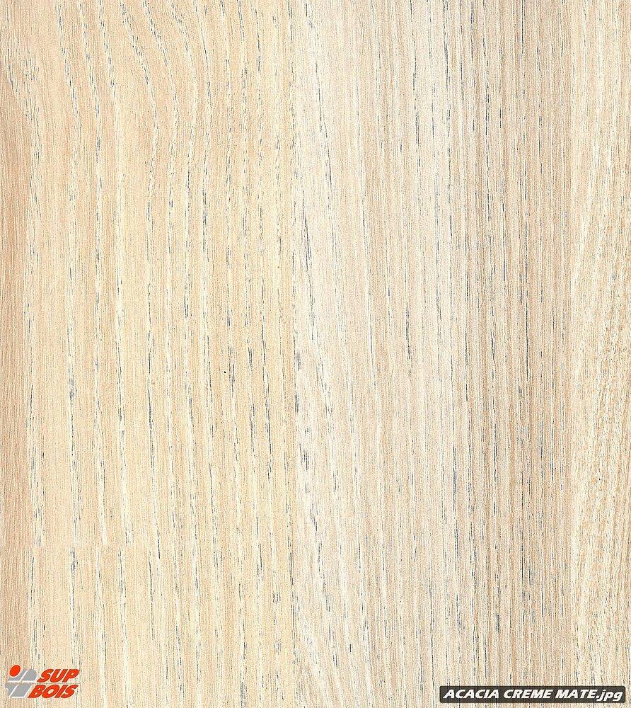 Tablette mélaminé coloris Acacia crème 800x500x18mm