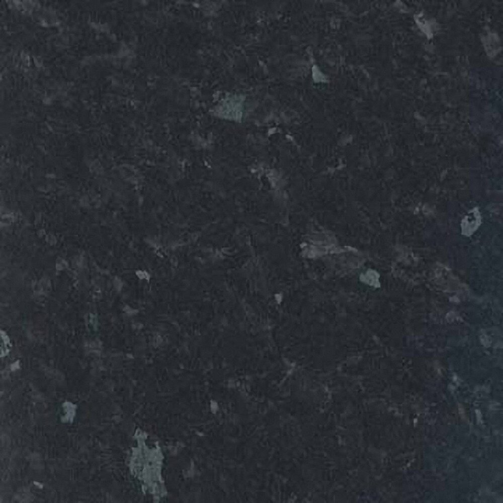 Plan de travail Granit noir 3040x645x38mm