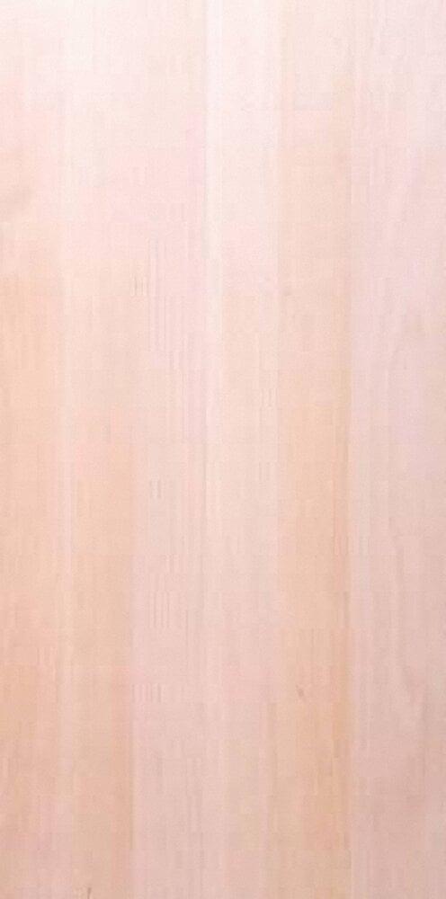Tablette bois massif Hêtre 2000x500x18mm