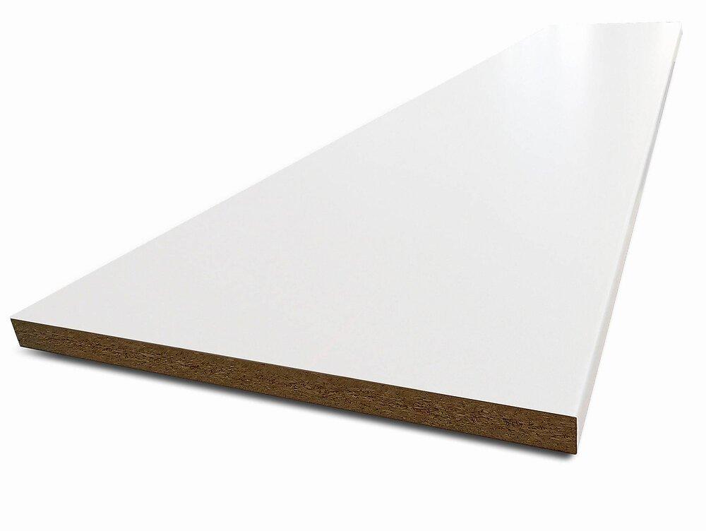 Plan de travail CPL Blanc 2750x640x38mm