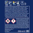Peinture aérosol SIMPLE et DECO MEUBLES SATIN Jaune Signal 0.25L