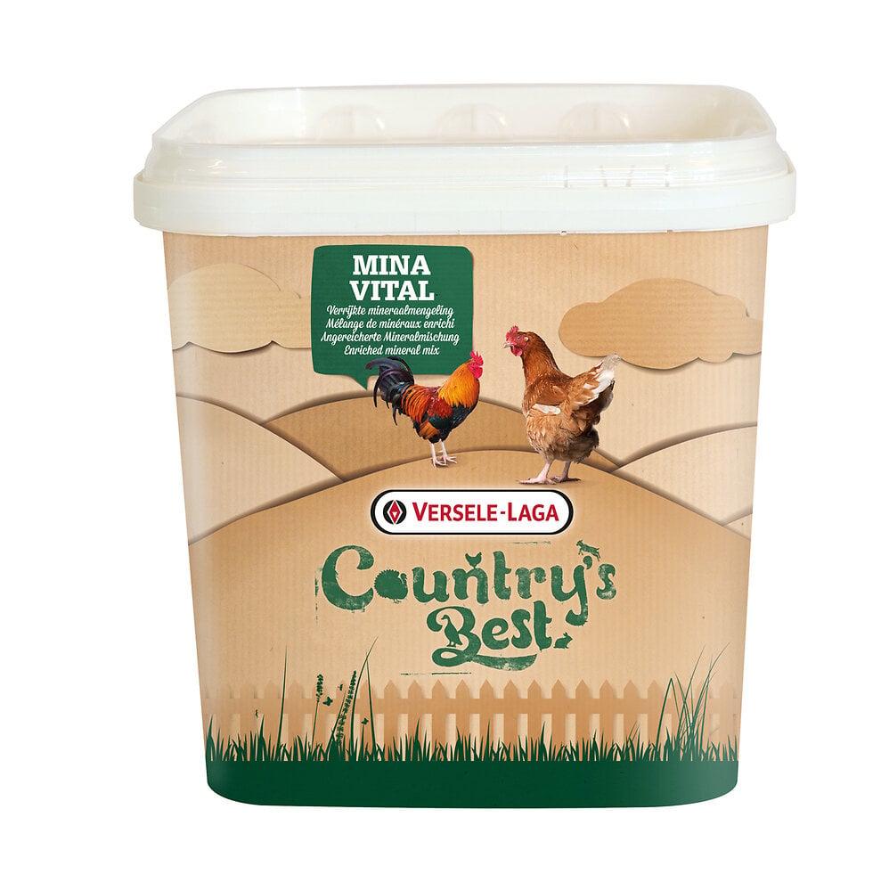 Complément alimentaire Volailles CB MinaVital 4kg