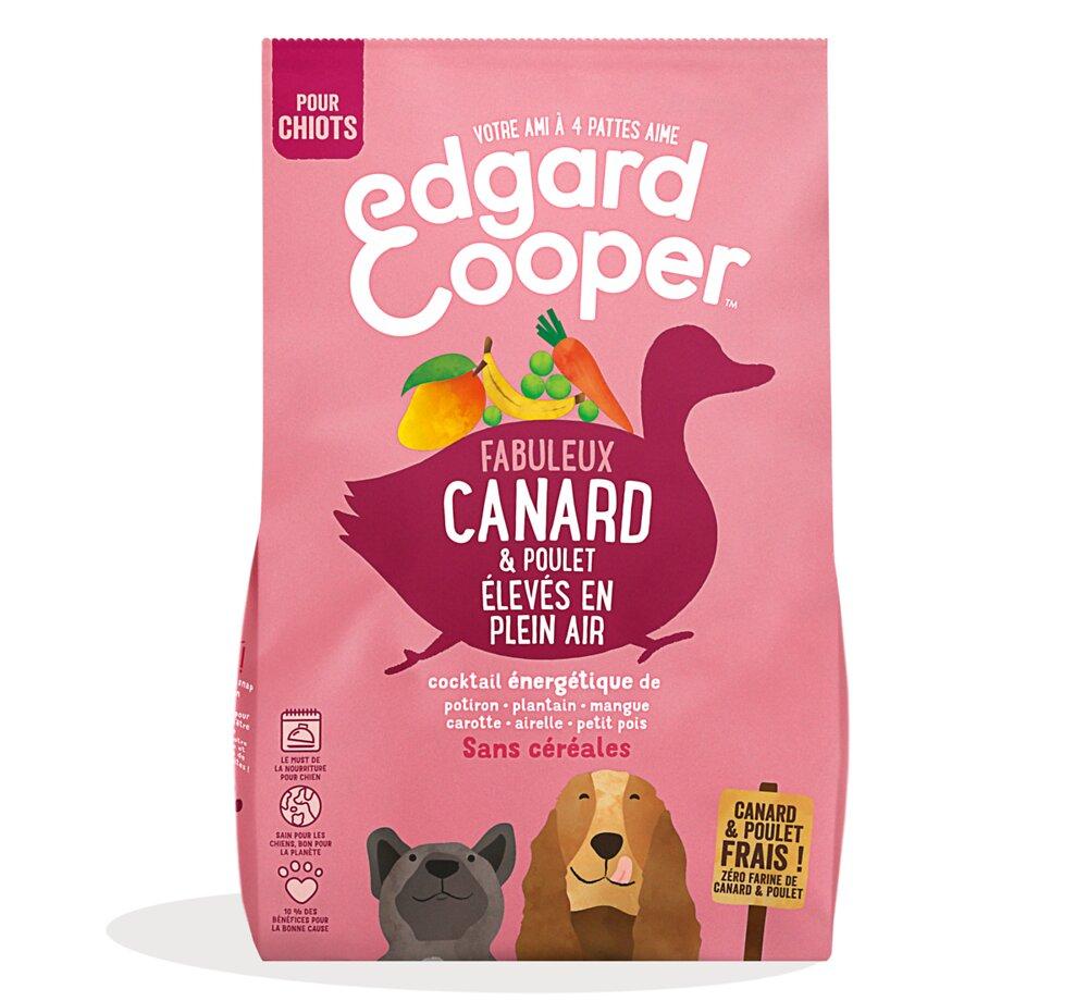 Croquette Naturelle Chiot 12kg Canard/Poulet frais