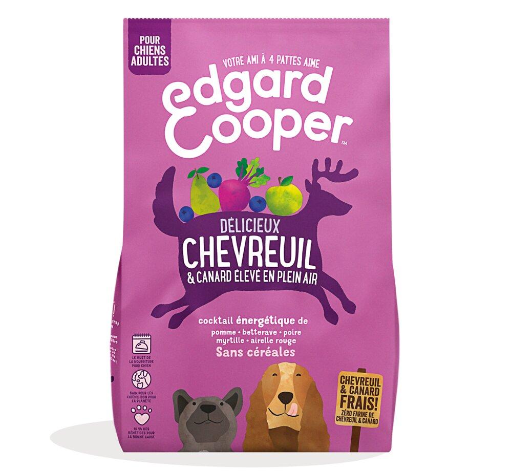 Croquette Naturelle Chien 7kg Chevreuil/Canard frais