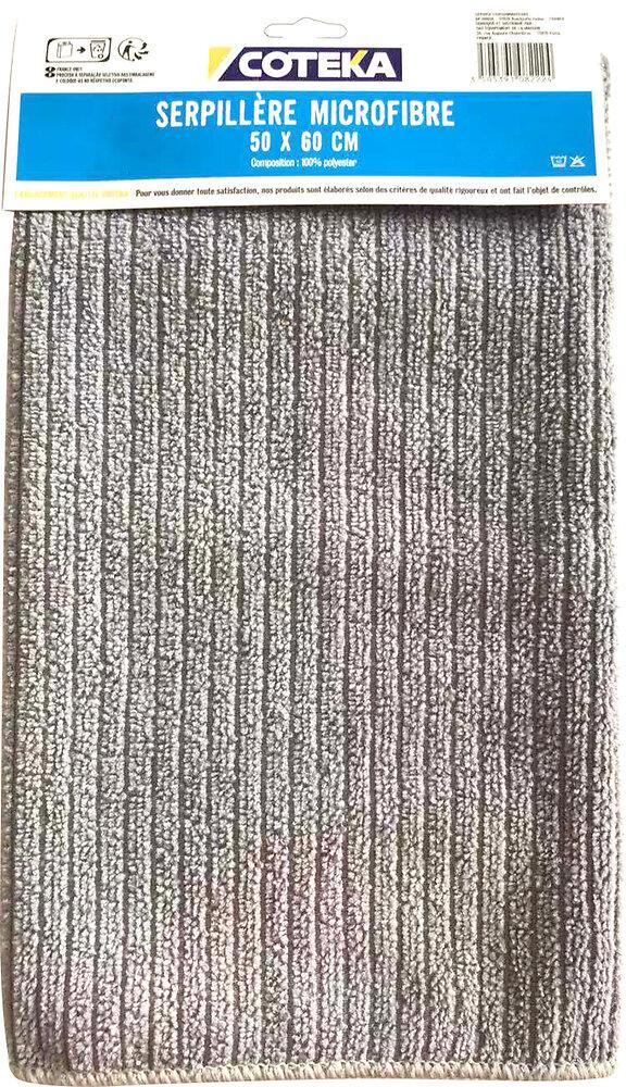 Serpillère micro fibre