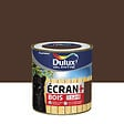 Ecran+ Bois DULUX VALENTINE Brun Normandie satin 0,5L