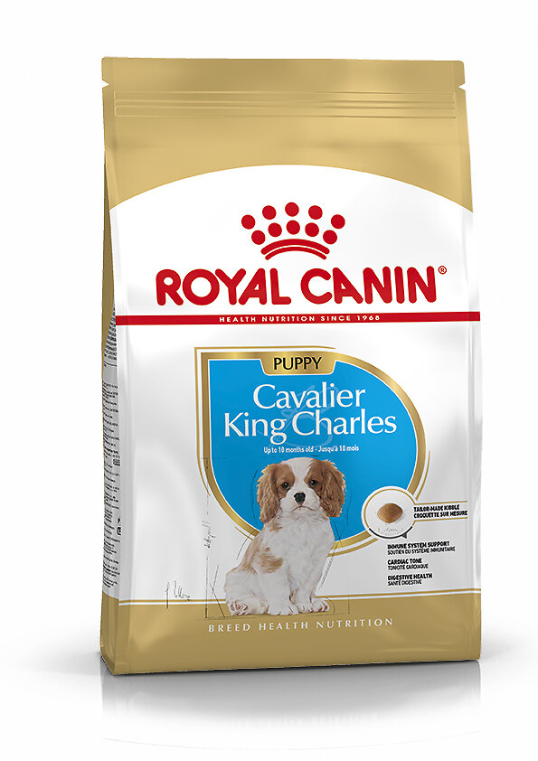 Croquettes chien CAVALIER KING CHARLES JUNIOR 1.5kg