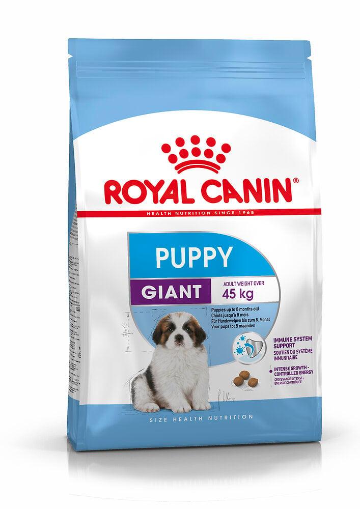 Croquettes chien PUPPY GIANT POUR CHIOT GEANT DE 2 A 8 MOIS 3.5KG