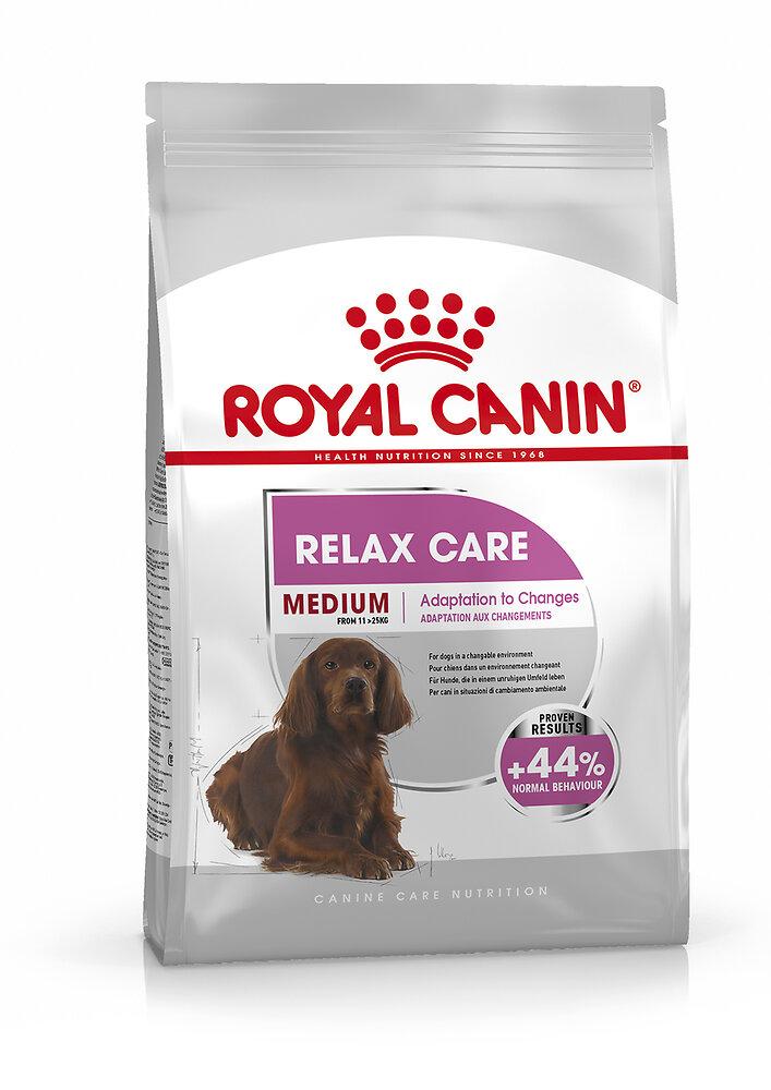 Croquettes chien MEDIUM RELAX CARE 3kg