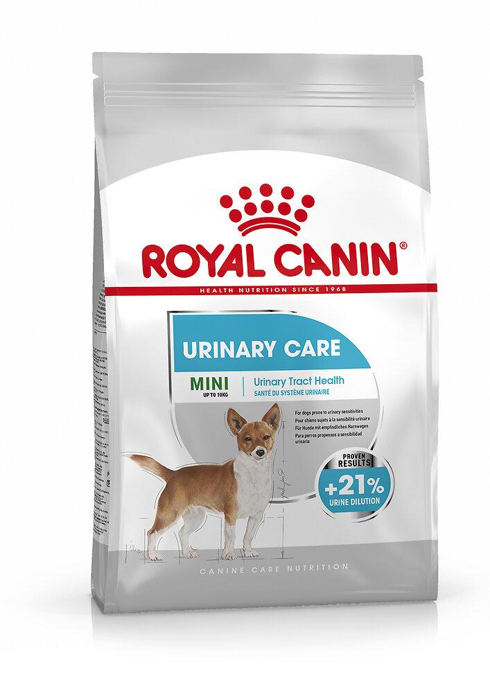 Croquettes chien MINI URINARY CARE 1kg