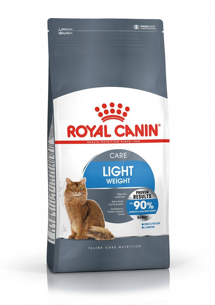 Croquettes chat LIGHT WEIGHT CARE 1.5kg