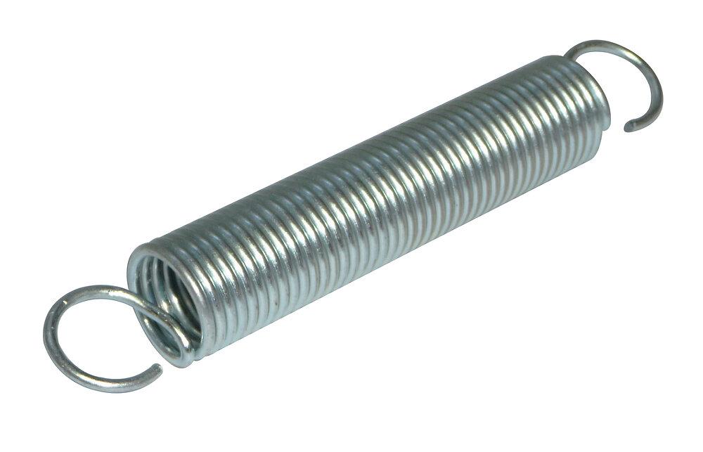 1 Ressort de traction longueur 110mm diamètre extérieur 18mm
