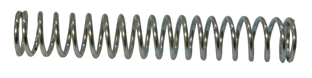 6 ressorts de compression L. 80mm D. extérieur 8mm