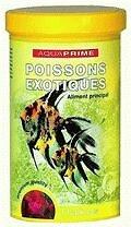 Flocons pour poissons exotiques (250 ml) - AQUAPRIME