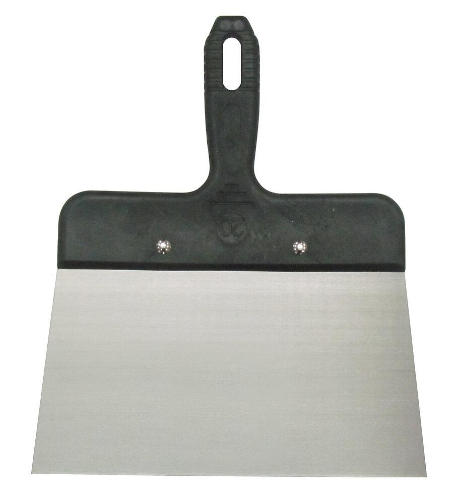 Couteau à enduire lame acier 20cm