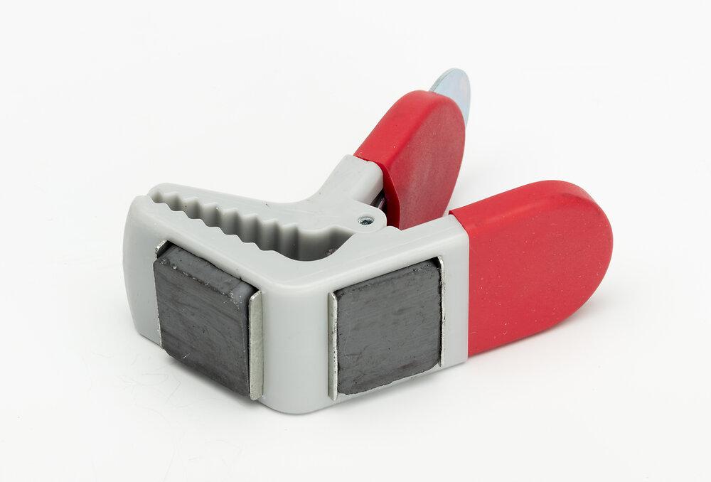 Support pince magnétique pour outils de peinture