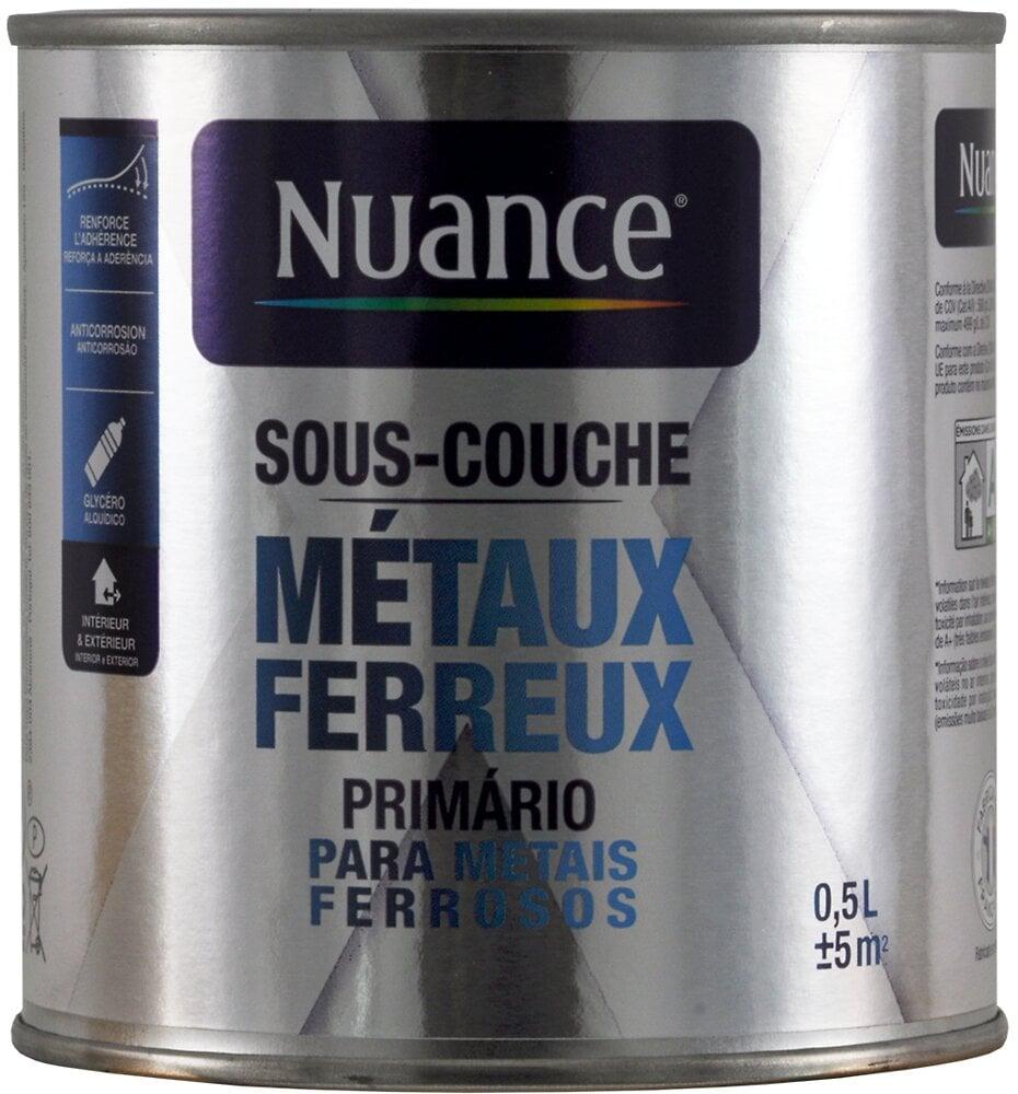 Sous-couche métaux ferreux 0.5L