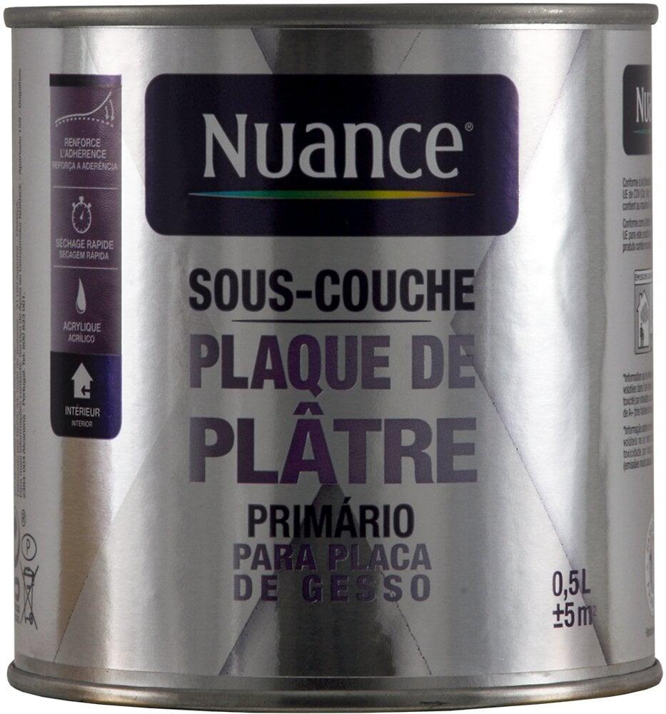 Sous-couche plaque de plâtre 0.5L