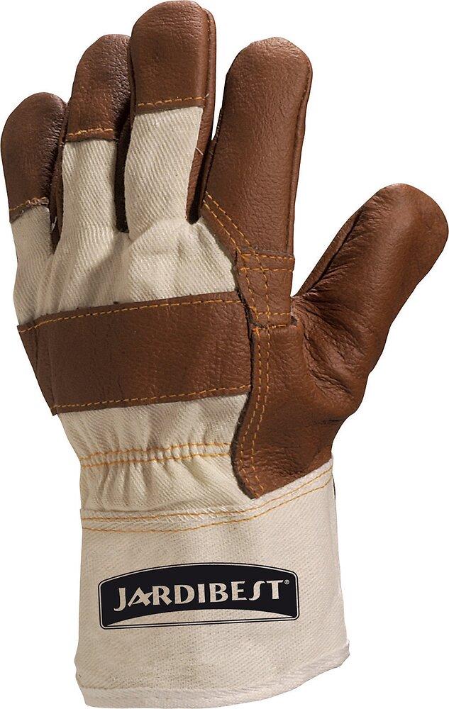 Gants docker cuir taille 10