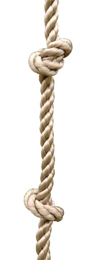 Corde à noeuds TRIGANO longueur 245cm