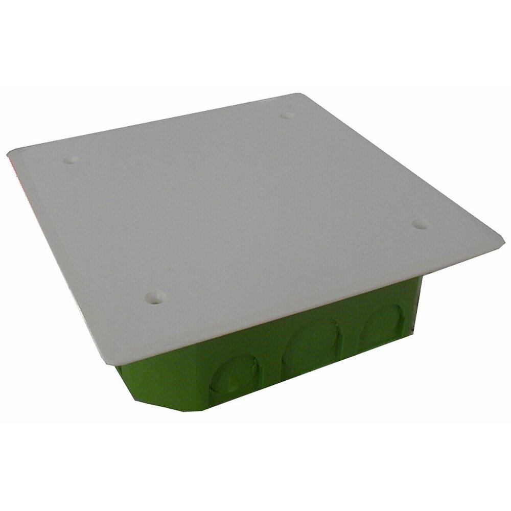Boîte dérivation maçonnerie avec couvercle