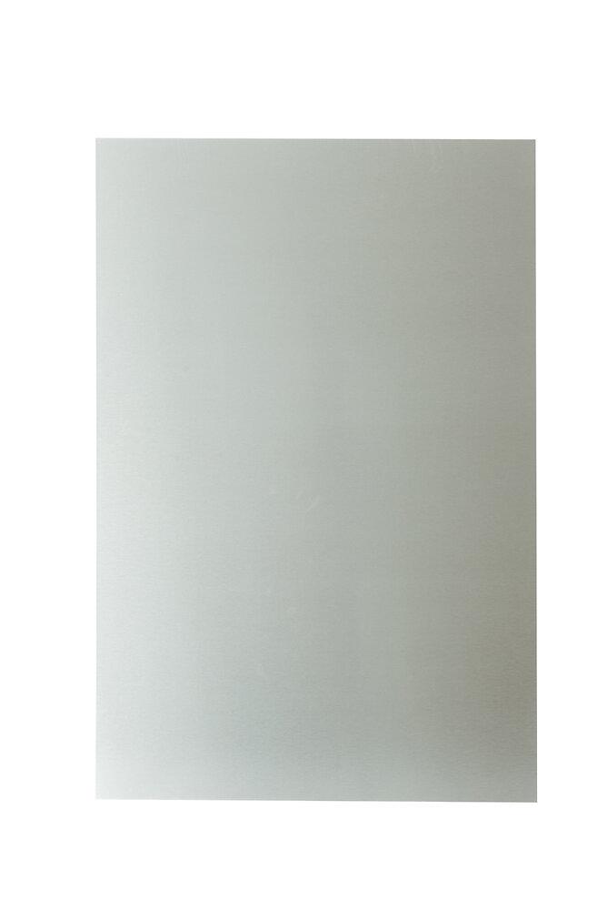 Panneau composite alu brossé