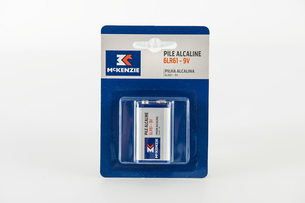 1 pile alcaline 6LR61