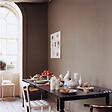 Peinture Crème de couleur MAT Marron Glacé 1.25L