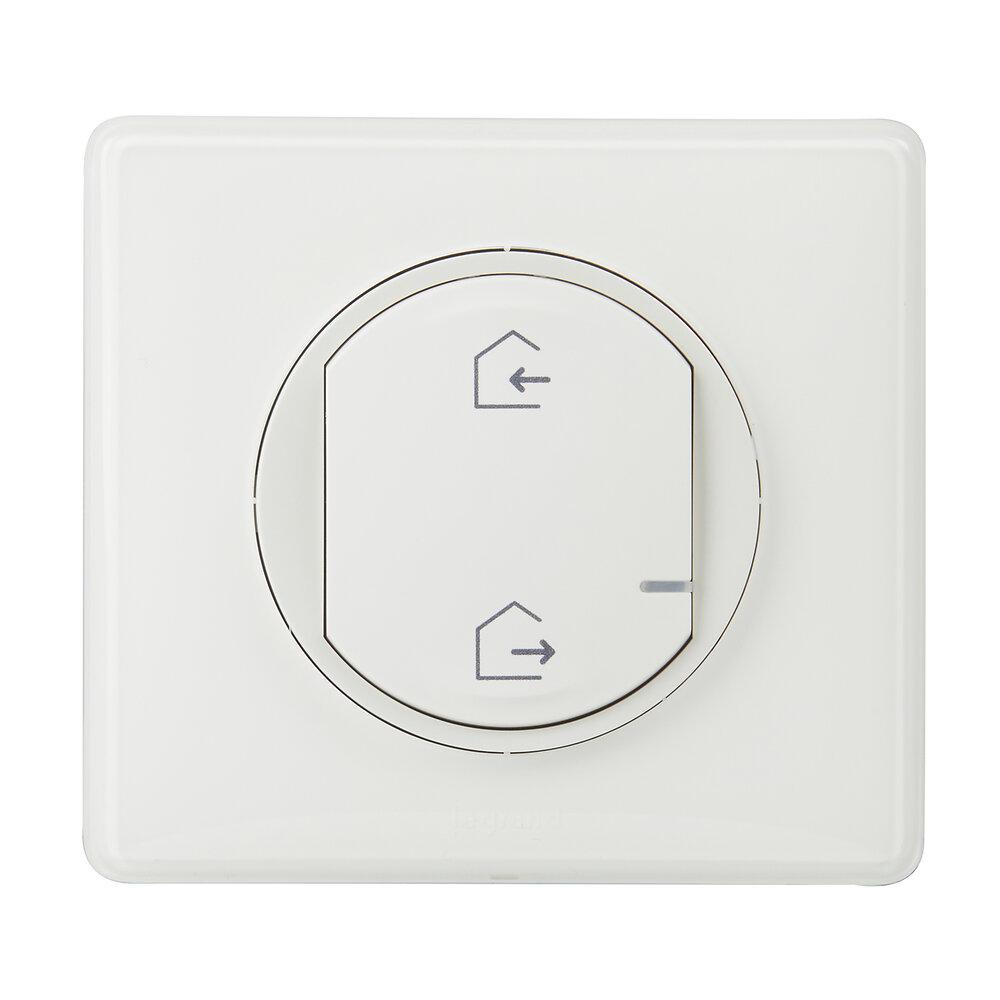 Commande générale sans fil Départ-Arrivée pour installation connectée