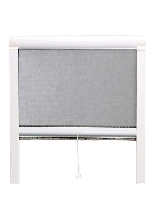 Moustiquaire enroulable verticale L50xh.65cm Blanc