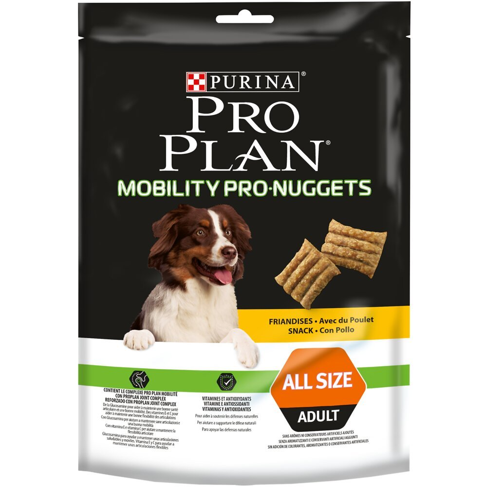 Biscuits Chien Mobility Pro Nuggets, Poulet 300g