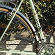 Antivol vélo u à clés