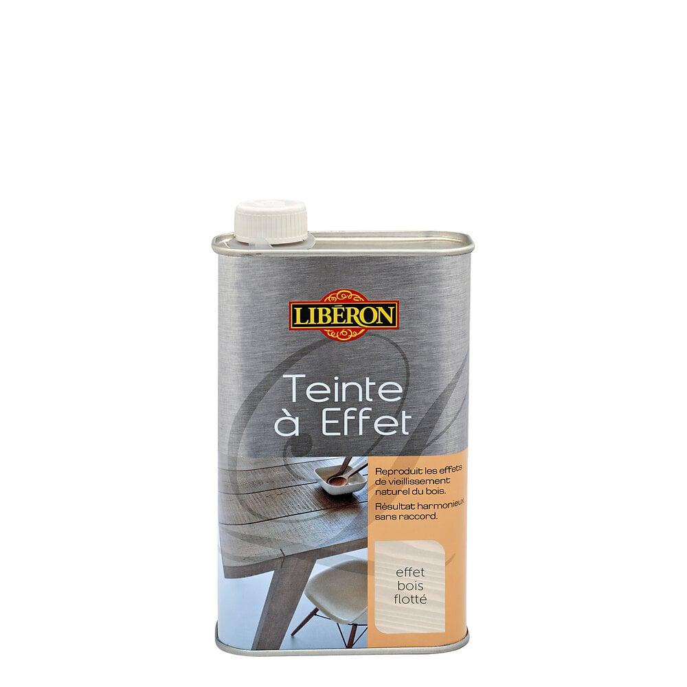 Teinte à effet sur bois Bois flotté Bidon 0.5l