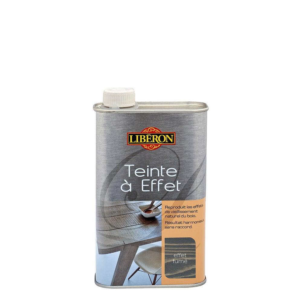 Teinte à effet sur bois Fumé Bidon 0.5l